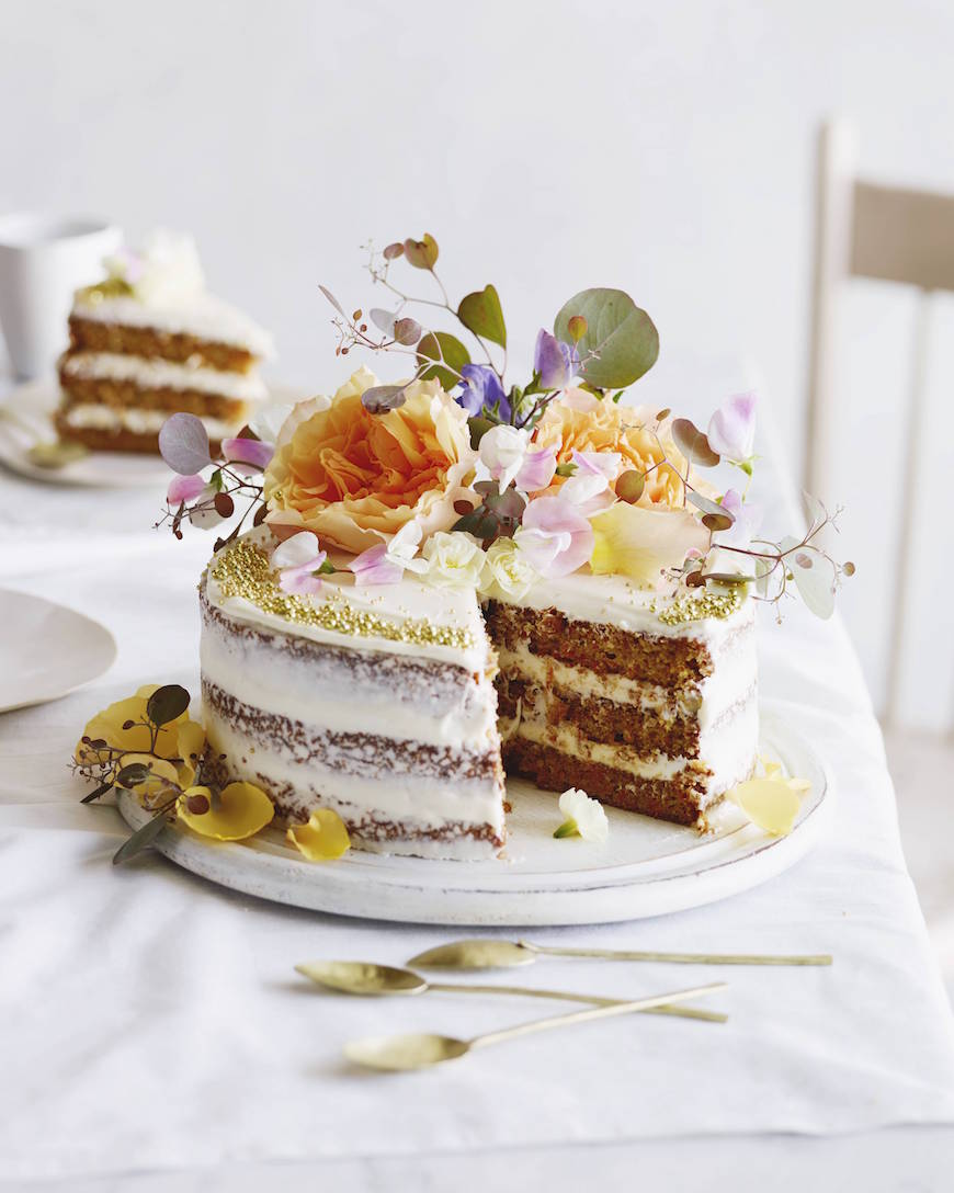 Layered Carrot Cake What S Gaby Cooking Chow Hub